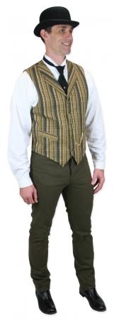 005251 Bailey Vest - Navy