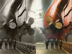 titanic-color-photo