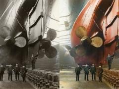 titanic-color-photo