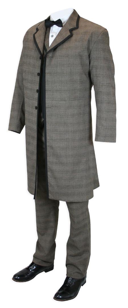 Marlowe Frock Coat – In Stock Now