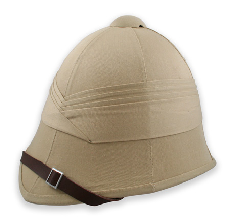 Pith Helmets are in the house