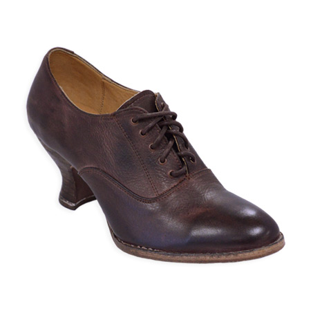 Lovely Jane Boot in Teak for Ladies