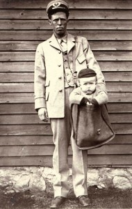 1913 Parcel Post Delivery
