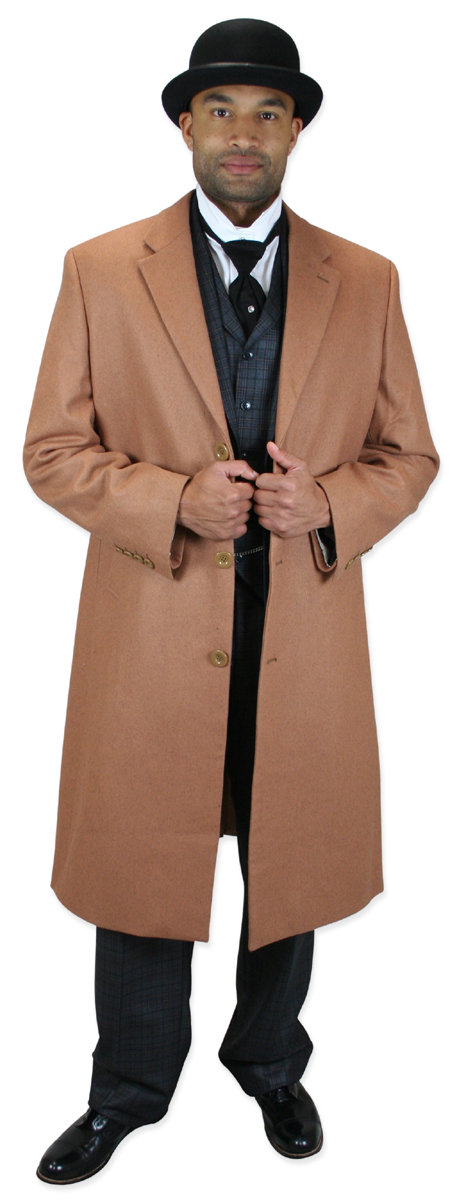 Alastair Topcoats – New In Stock!