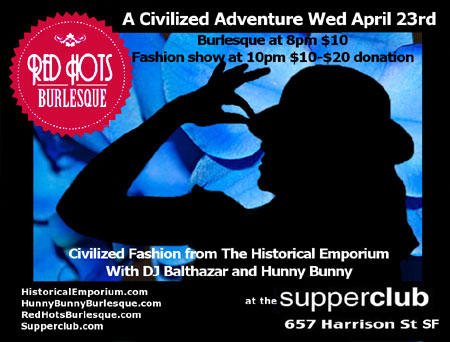 A Civilized Adventure Fashion Show