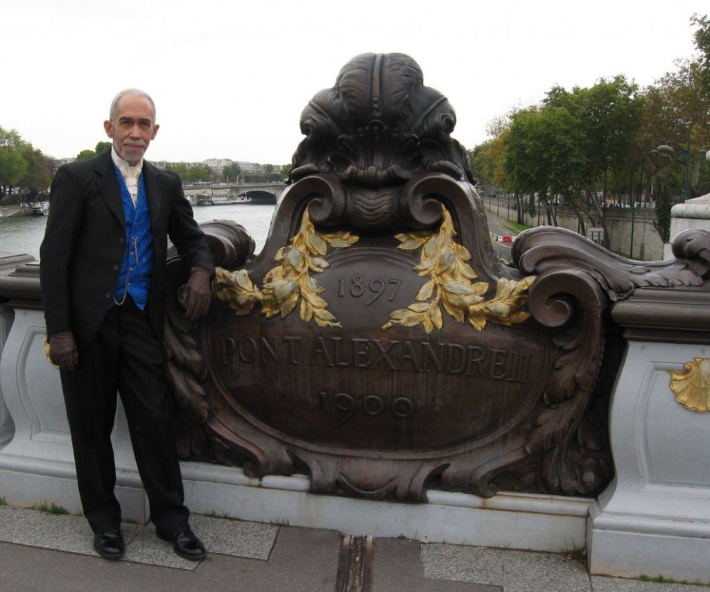 Francisco in Paris