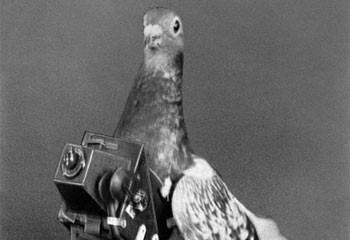 Vintage GoPro + Flying Drones?  100 years ago!
