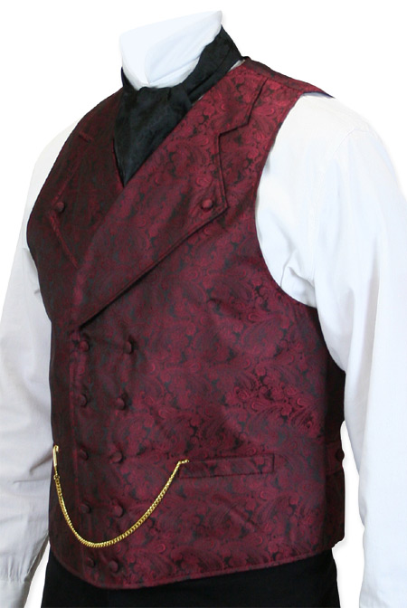 Gorgeous Self-Backed Formal Vests