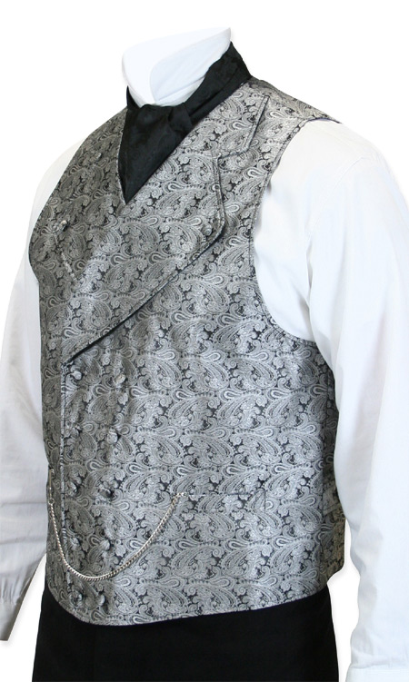 Gorgeous Self Backed Formal Vests Civilized Fashion