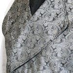 Kendall Vest - Silver