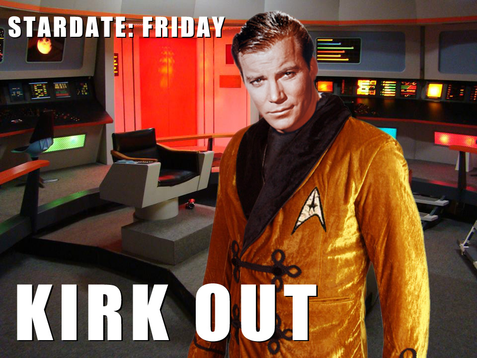 Kirk Out