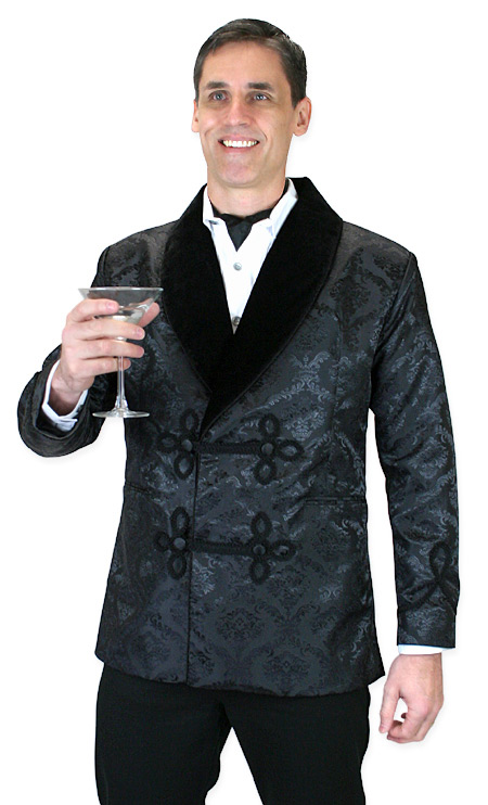 Smoking Jackets for Warmer Weather