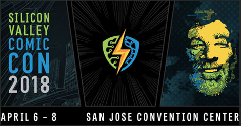 Silicon Valley Comic Con is Here!
