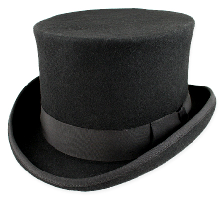 The 10 Best Old West Top Hats At Historical Emporium 8179d4f511dd