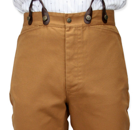 Mens Old West Trousers