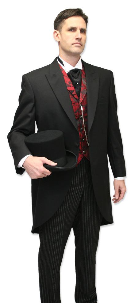 5bc38f8f5a0 Wedding Mens Black Wool Felt Top Hat