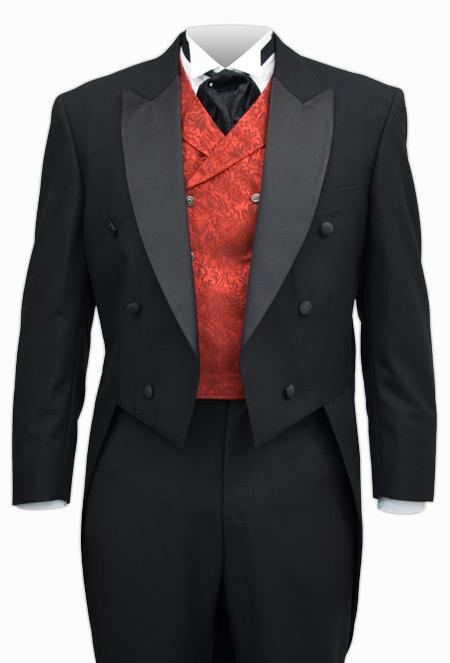 Victorian Formal Tailcoat