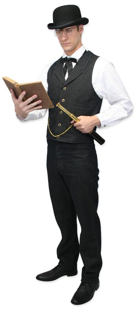 Deluxe Western Bow Tie - Black