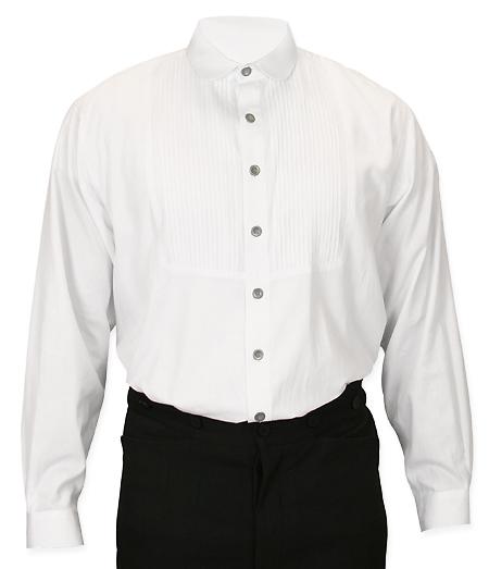 ec96073d245f41 Victorian Mens Shirts