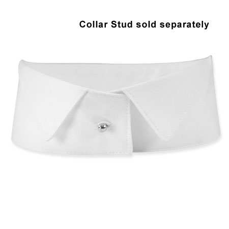 Detachable cotton collar wing tip for Wing tip collar shirt