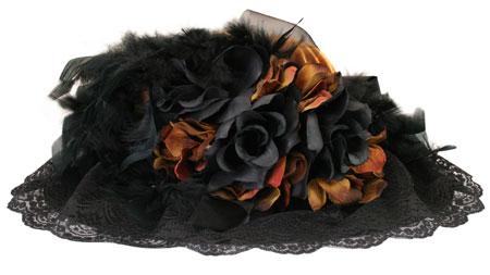 Victorian Touring Hat, Cognac [001657]