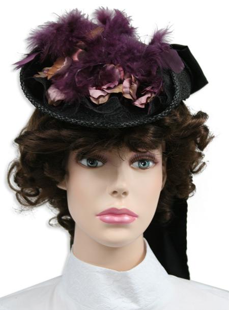 ladies victorian hats - photo #1