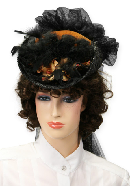 ladies victorian hats - photo #7