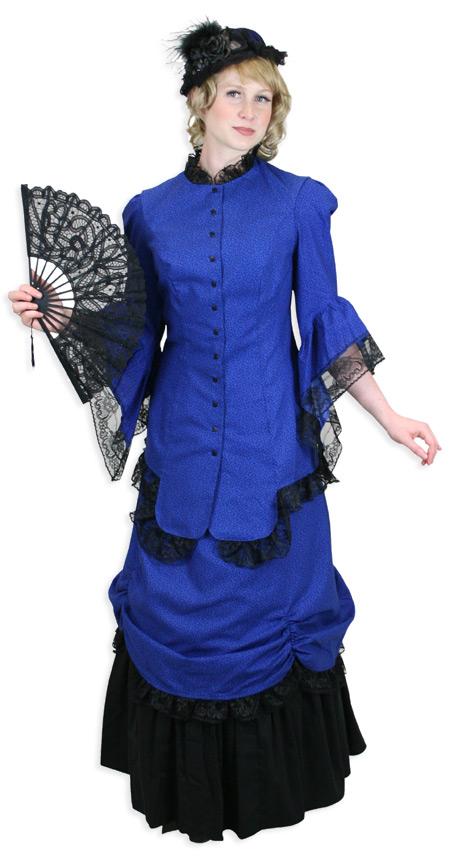 Lucille Walking Suit Royal