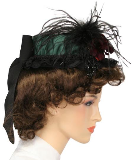 ladies victorian hats - photo #12