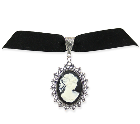 Image result for victorian choker