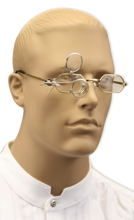 Clip On Magnifying Glasses Boots