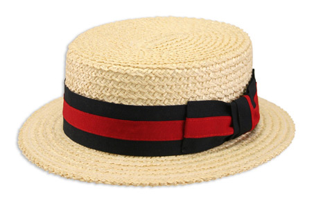 00e686717c378 Gents Straw Boater