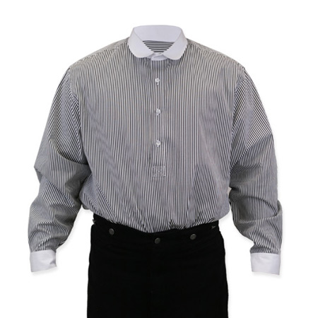 Vintage Style Mens Shirts