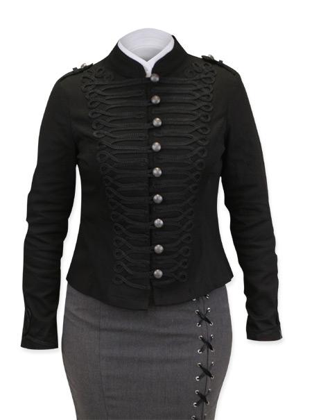 Adjutant Short Military Jacket
