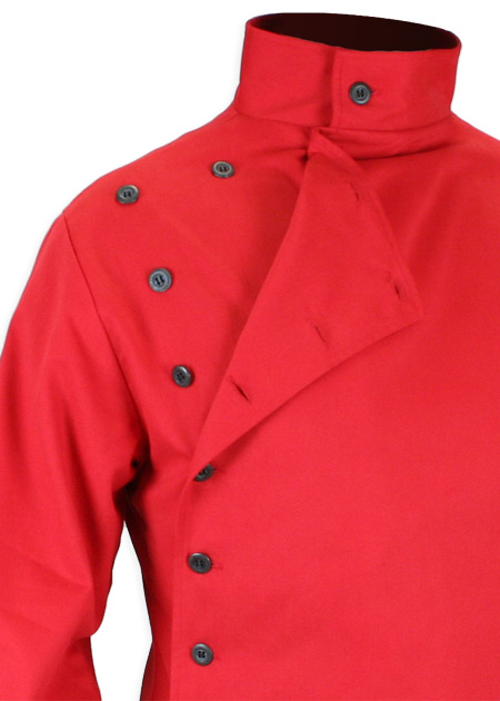 Mad Scientist Howie Lab Coat Red