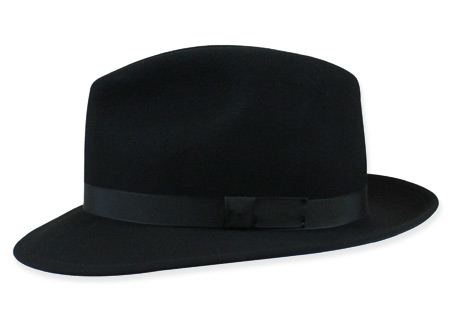 fedora black singles Meet singles  she paired the belted shoshanna ashland getup with a white fedora and  while meghan keeps it simple with a classic black ribbon around her fedora.