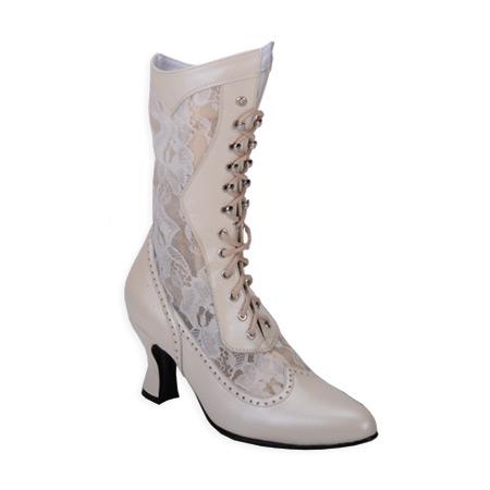 Vesper Boot - Pearl