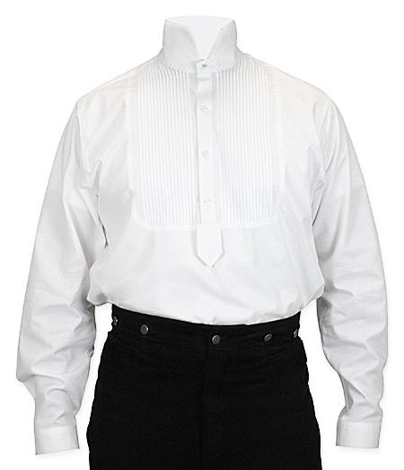 Our Pleated High Collar Dress Shirt raises the bar on 19th Historical Emporium Men's Fundamental Cotton Work Shirt. by Historical Emporium. $ $ 59 out of 5 stars 3. Historical Emporium Men's Pleated Edwardian Round Club Collar Dress Shirt. by Historical Emporium. $ $ 59
