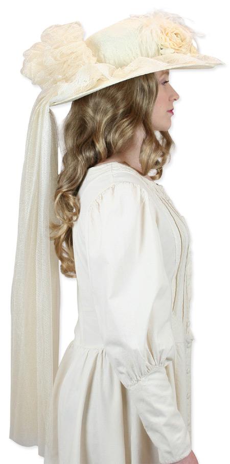 8358a1016da click to view click to view click to view click to view click to view click  to view 1800s Ladies Ivory Straw