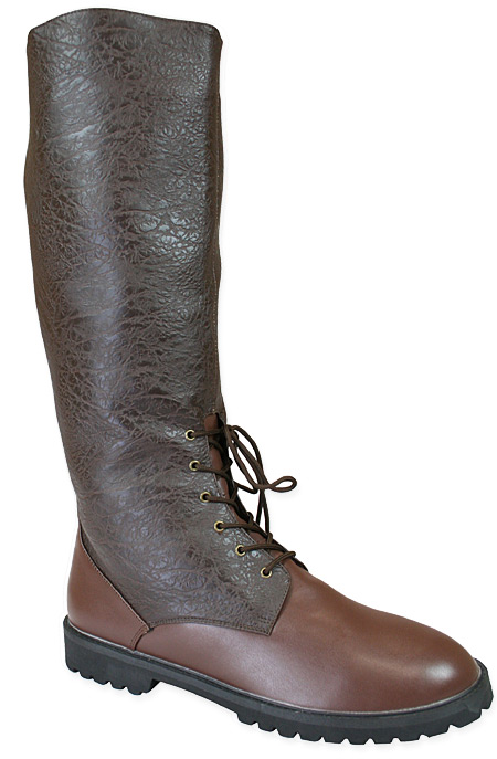 Old Fashioned Engineer Boots