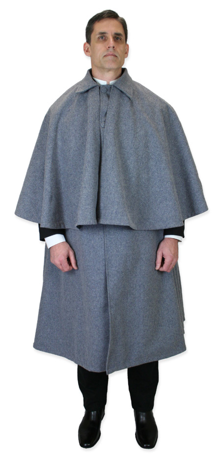 Inverness Cape - 100% Wool