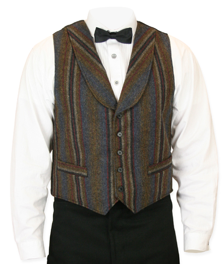 Hancock Wool Vest