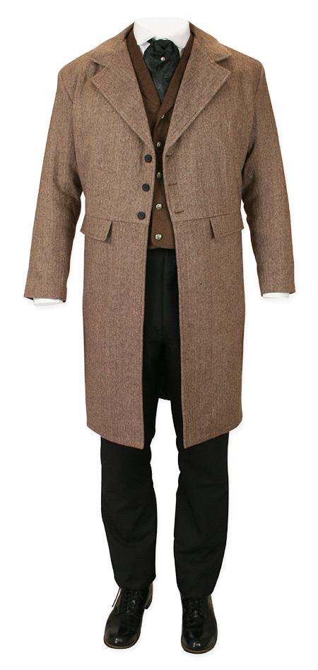 Vintage Style Mens Coats