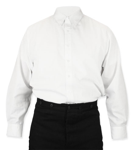 Vintage Style Mens Shirts