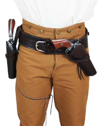 Holsters and Gunbelts |Antique, Vintage, Old Fashioned, Wedding, Theatrical, Reenacting Costume |