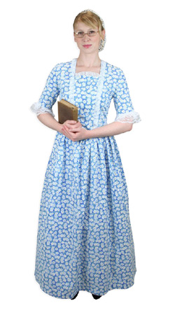 Texas in the Olden Days Dresses