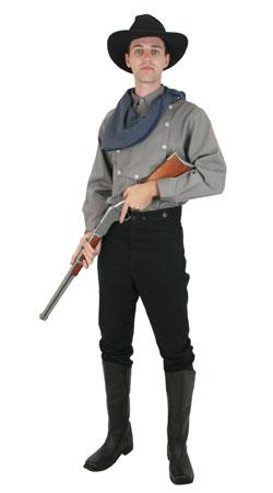Thaddeus Moss >> Western Emporium -- Men's Old West Outfits