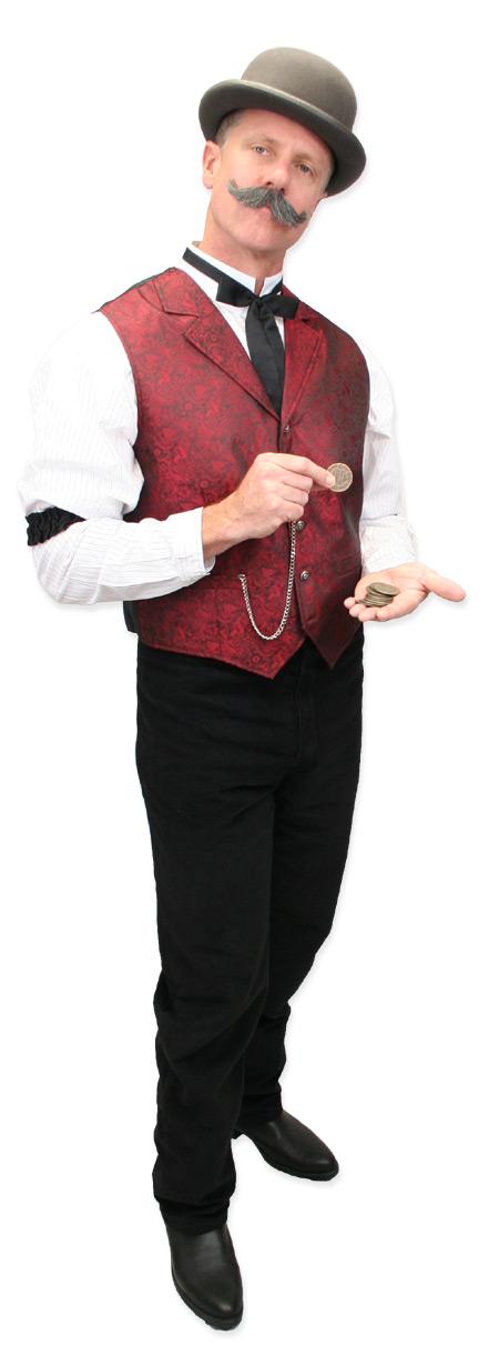 Arthur Camden Saloon Keeper