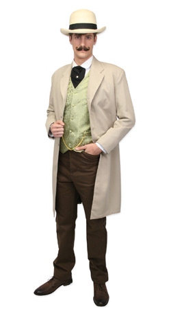 Old West, Mens Outfits,Quick Ship Outfits Townspeople |Antique, Vintage, Old Fashioned, Wedding, Theatrical, Reenacting Costume |