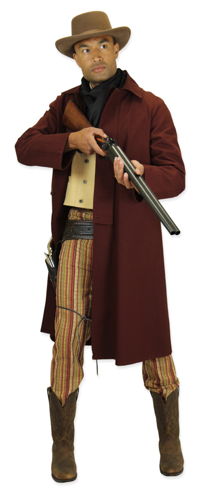 Old West Outfits Mens